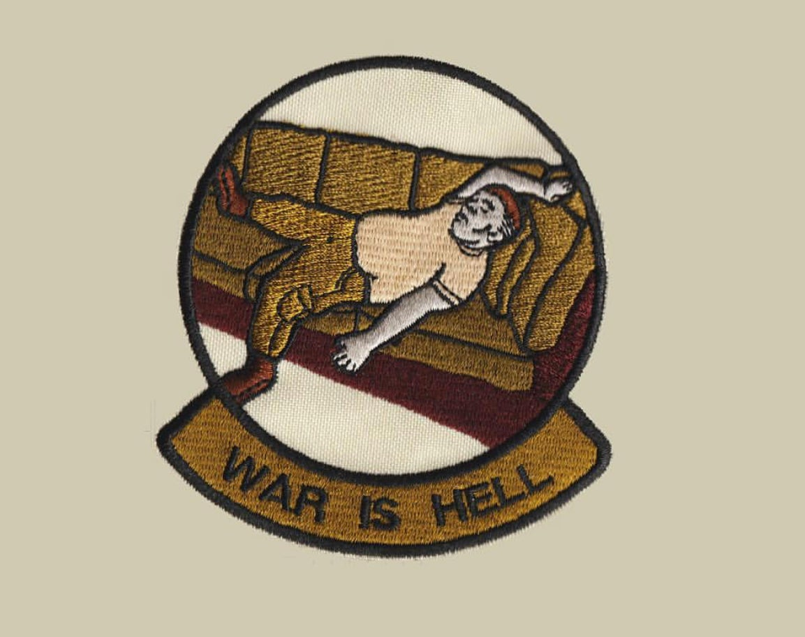 Image of War Is Hell Patch