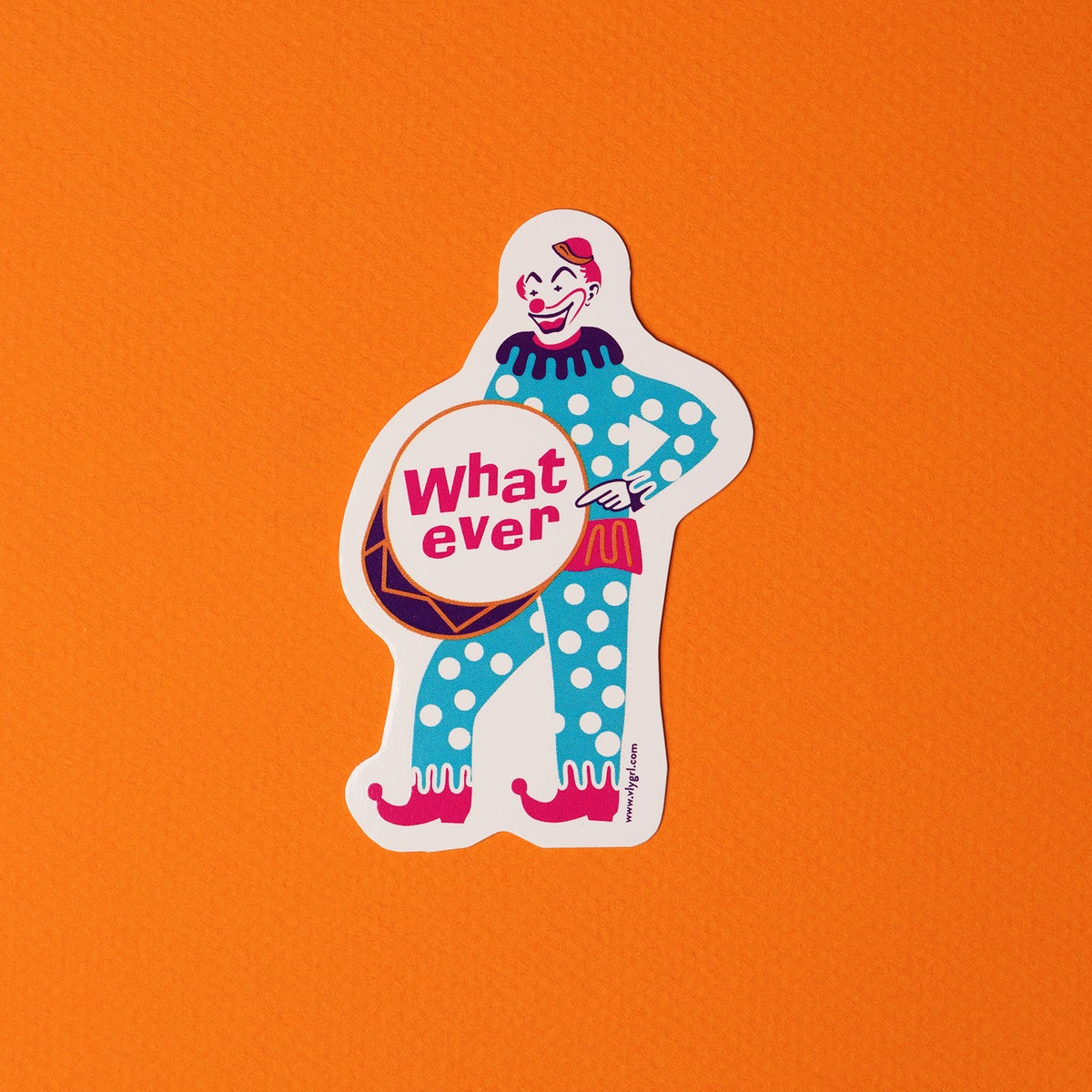 Image of Whatever Sticker