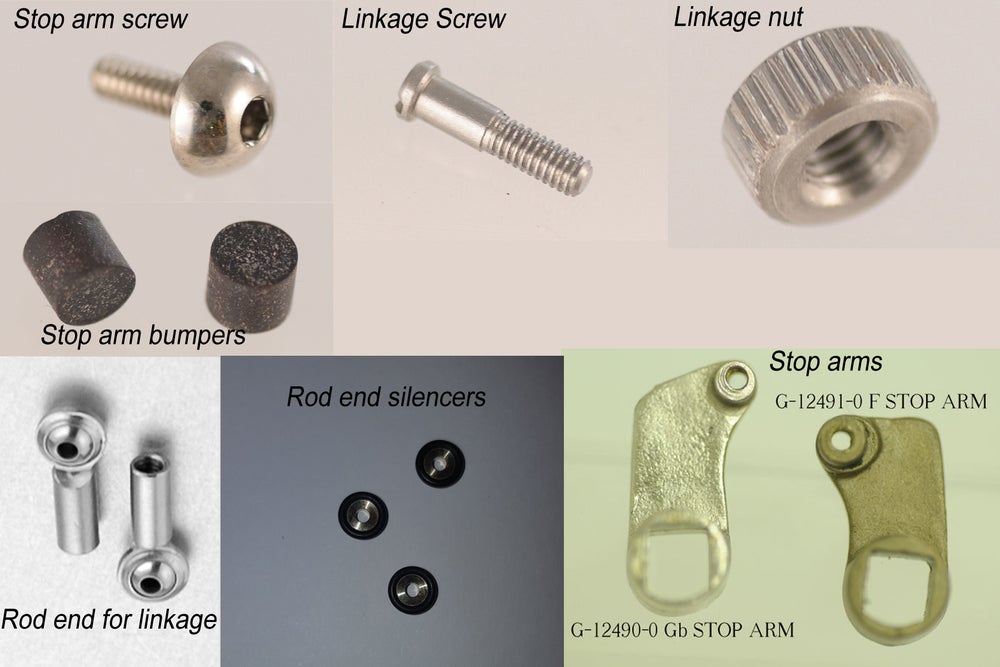 Image of Misc. Small Parts