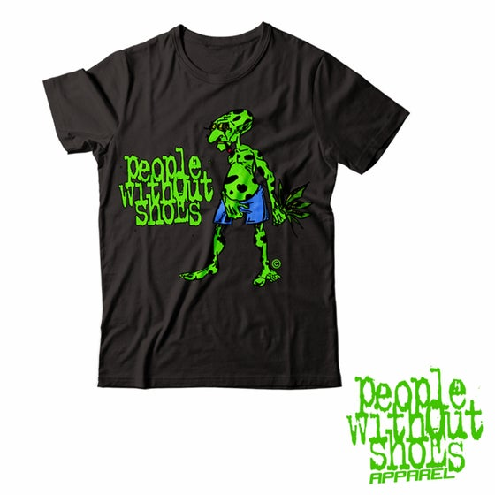 Image of People Without Shoes (Plasma Color Elo Man T-Shirt)