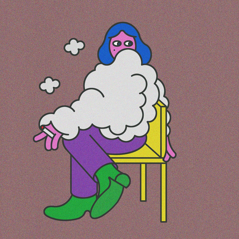 Image of Smoking Jacket