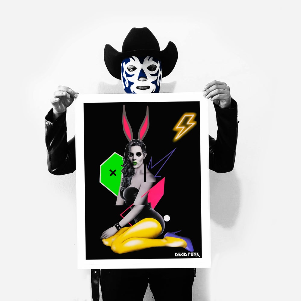 Image of Bad Bunny Limited edition Prints