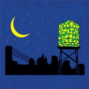 Image of BKLYN Water Tower T-Shirt