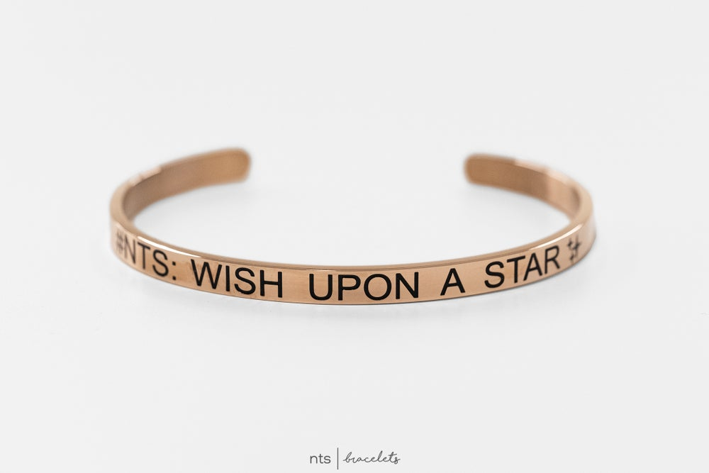 Image of DISNEY INSPIRED #NTS: WISH UPON A STAR (LIMITED EDITION + Rose Gold)