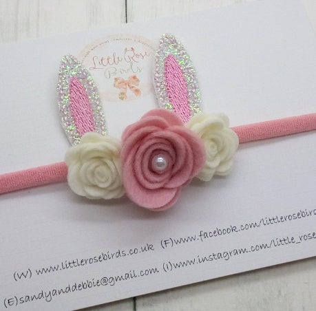 Image of Bunny Ear Headband