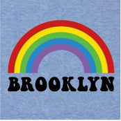Image of Brooklyn Rainbow T-Shirt