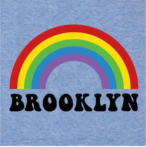 Image of Brooklyn Rainbow T-Shirt