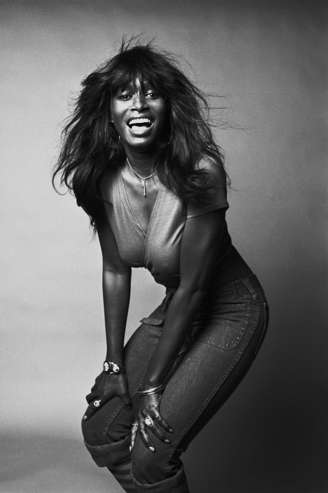 Image of Claudia Lennear Photograph by Norman Seeff #2