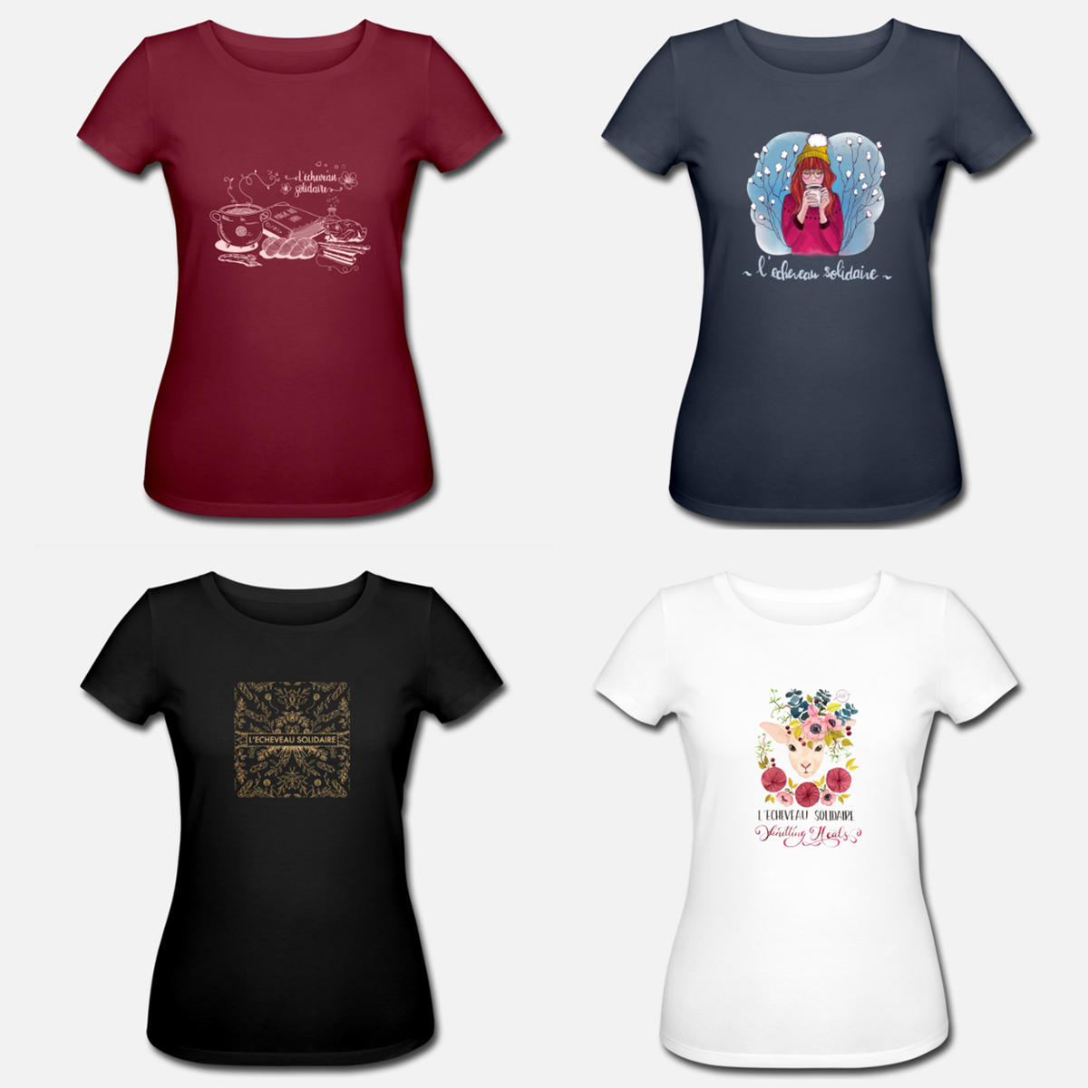 Image of Tee shirts