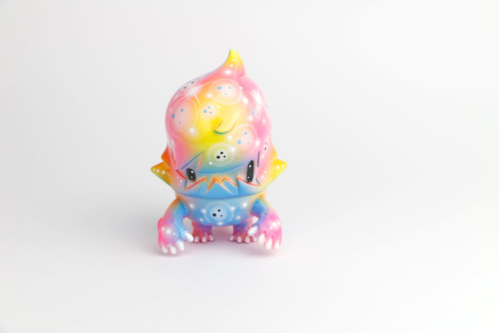 Image of Zukaty Custom Neon Bubbles Monster's List