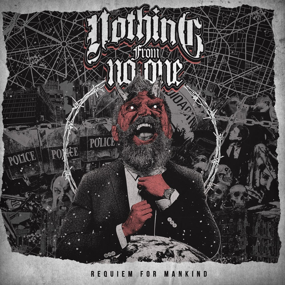 Image of Nothing From No One - Requiem For Mankind CD Digipack