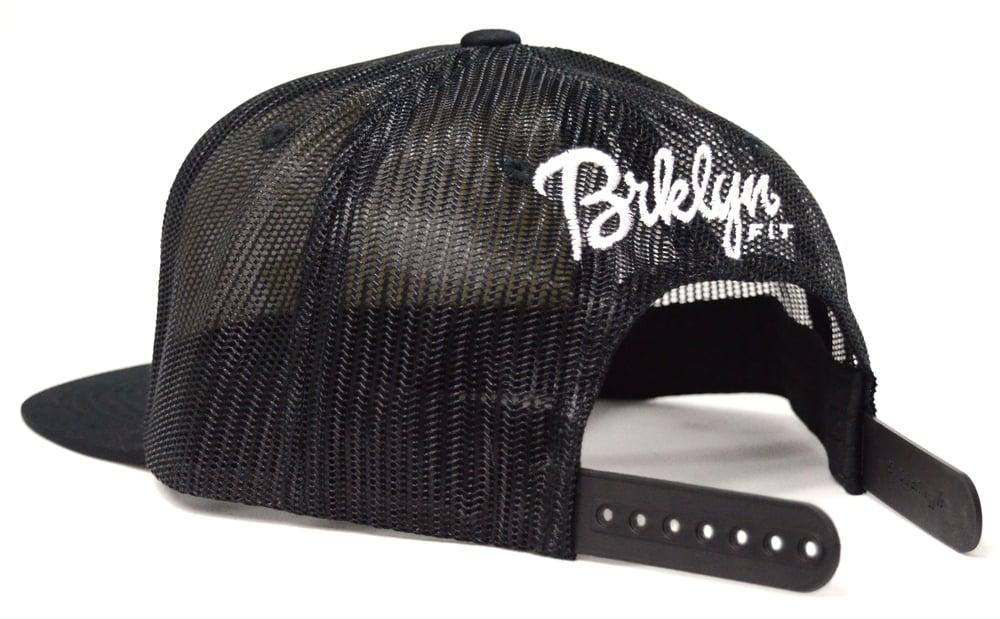 Image of Brklyn Fit® Logo - Trucker Hat