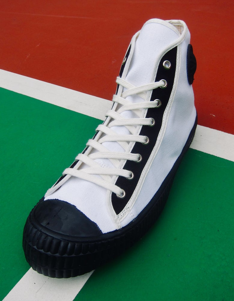 Image of ZDA Czech army trainer sneaker shoes hi made in Slovakia