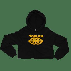 Image of Yeduru Crop Hoodie