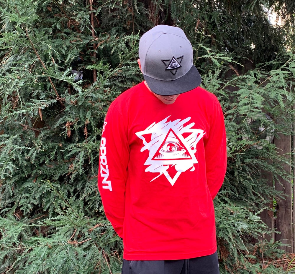 Image of Red star Limited (Long Sleeve)