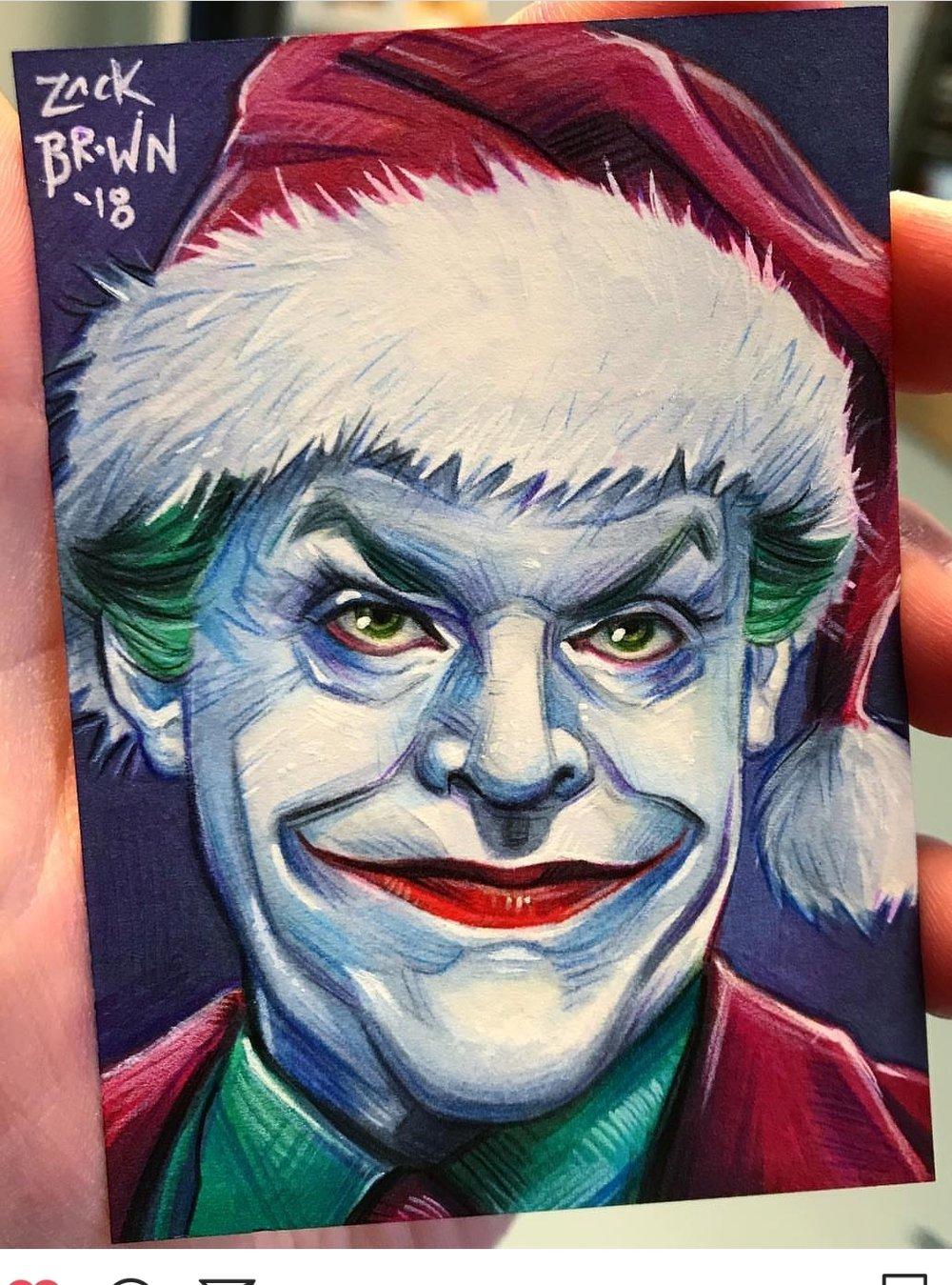 Holly, Jolly Joker