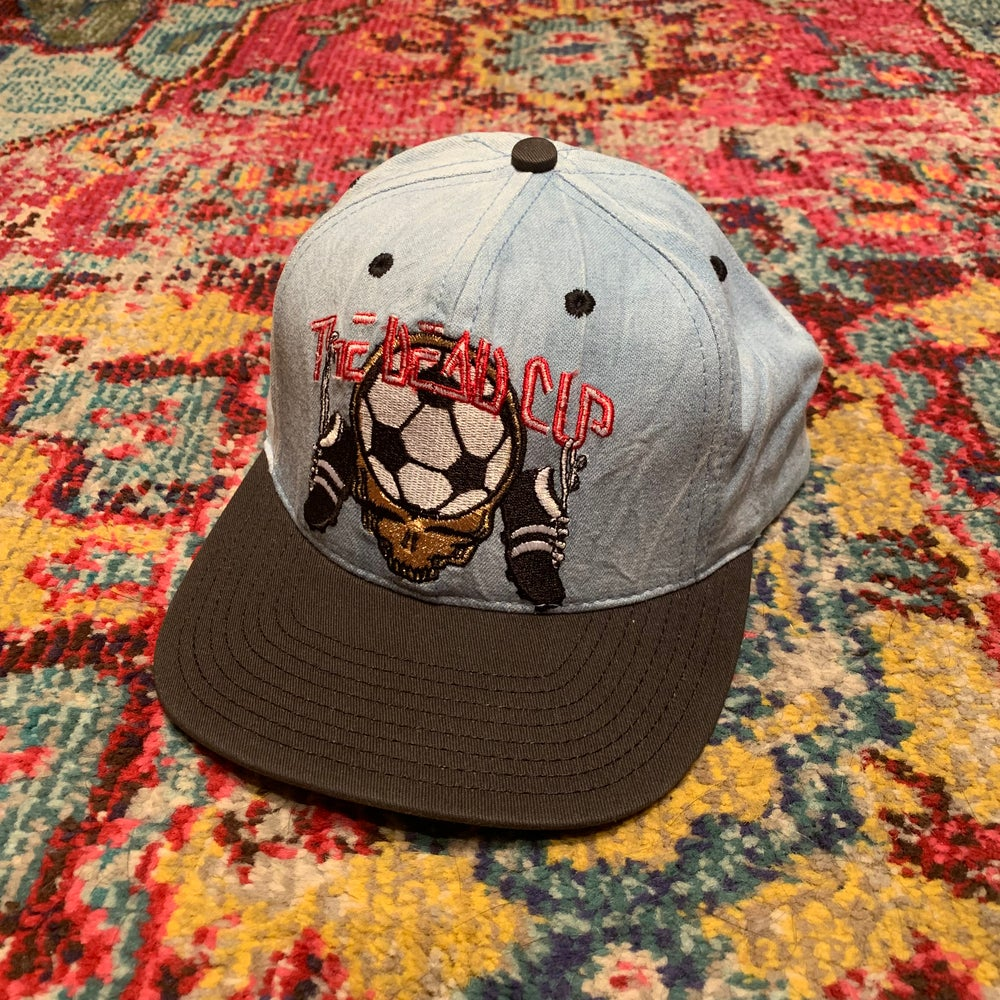 Image of Grateful Dead Original 1990's Dead Cup Cap!