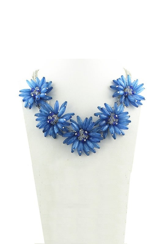 Image of All My Flowers Necklace