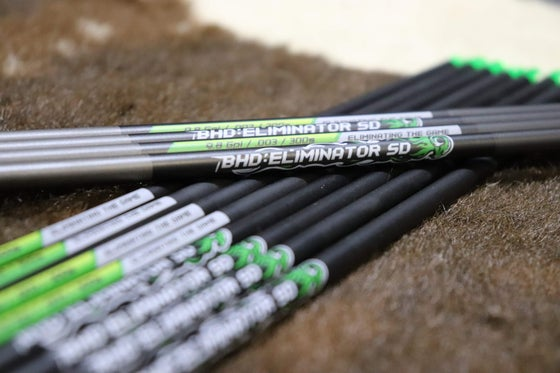 Image of BHD Eliminator SD Arrow Shafts Starting from