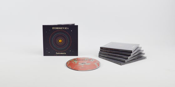 Image of HYDROGEN SEA - AUTOMATA (CD)