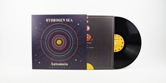 Image of HYDROGEN SEA - AUTOMATA (LP)