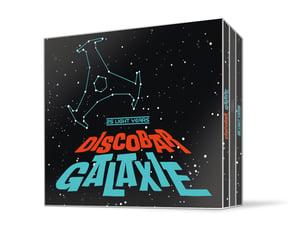 Image of VARIOUS ARTISTS - DISCOBAR GALAXIE (3CD)