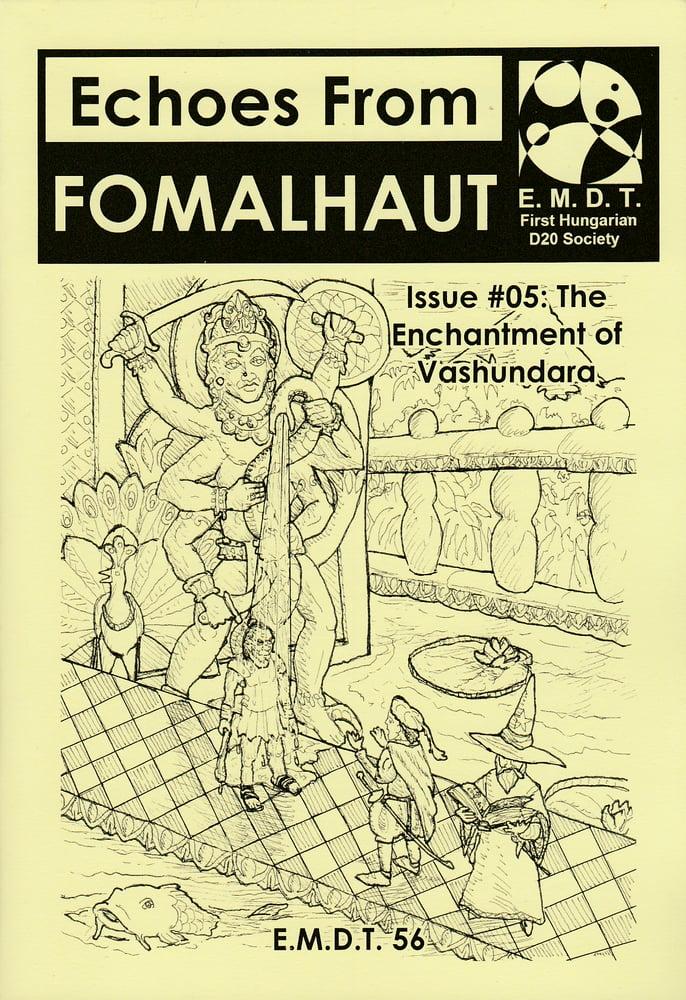 Image of Echoes From Fomalhaut #05: The Enchantment of Vashundara