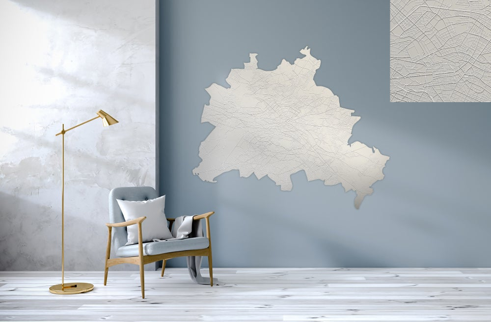 Image of Cities Maps Mirrors