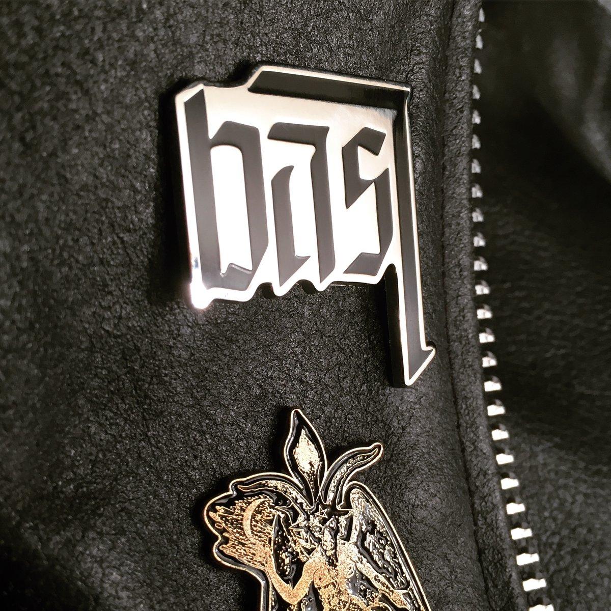 Image of Bast Enamel Pin