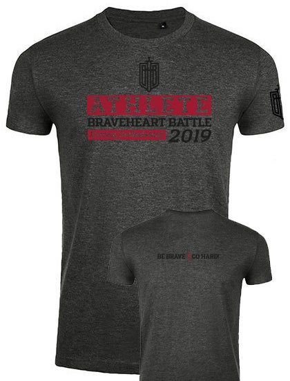 Image of ATHLETE 2019 MEN T-SHIRT
