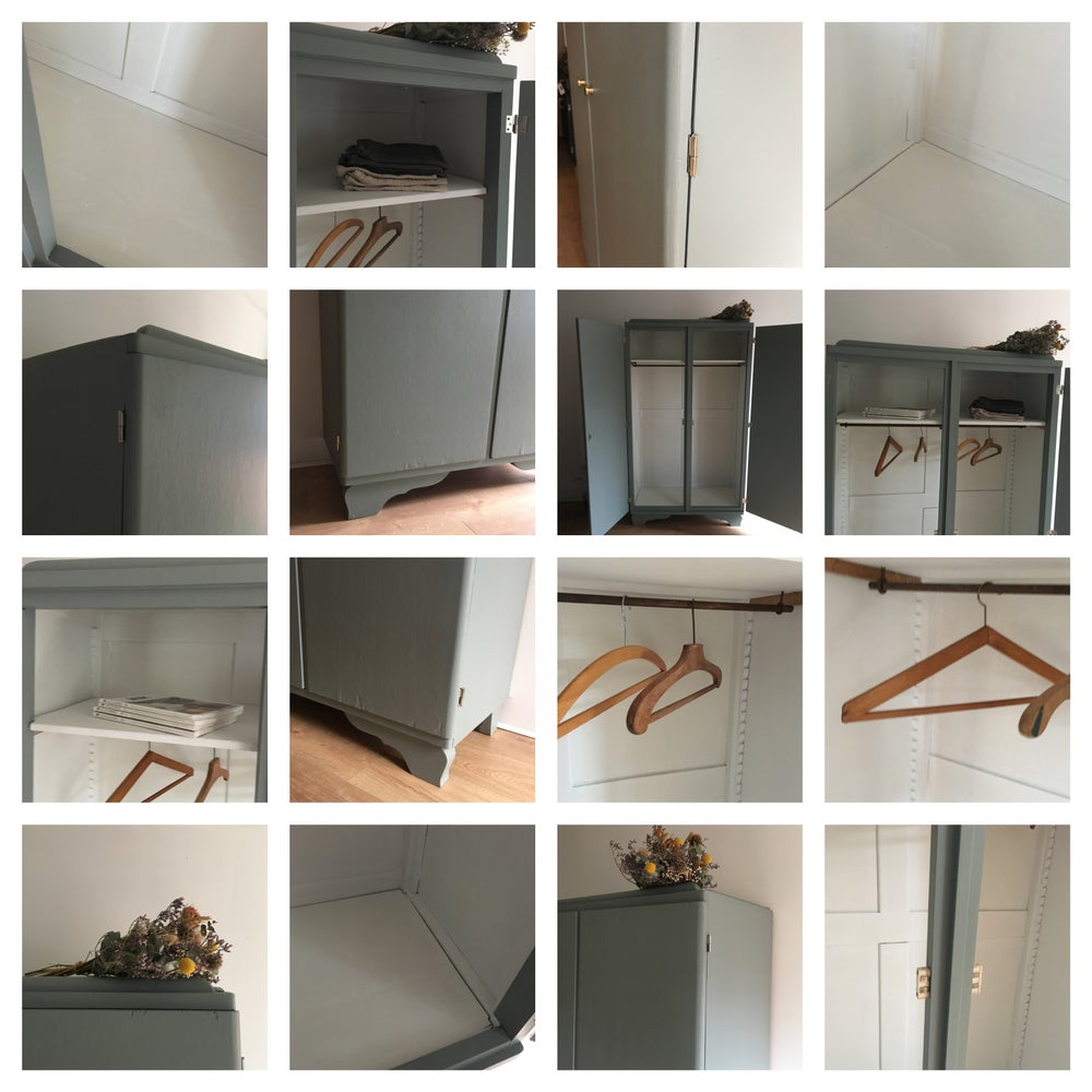 Image of Jeannette, Armoire / penderie