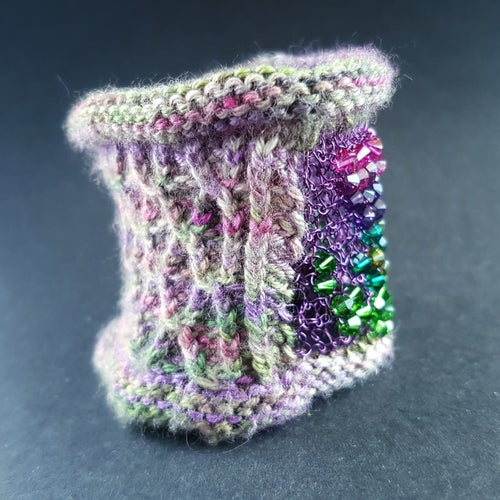 Image of WINDOW CUFF - Thistle Collection