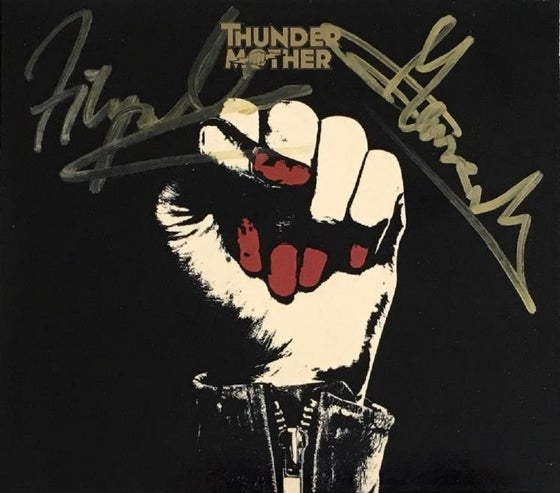 Image of Thundermother - Thundermother (Signed Jewel Case By Two Members)