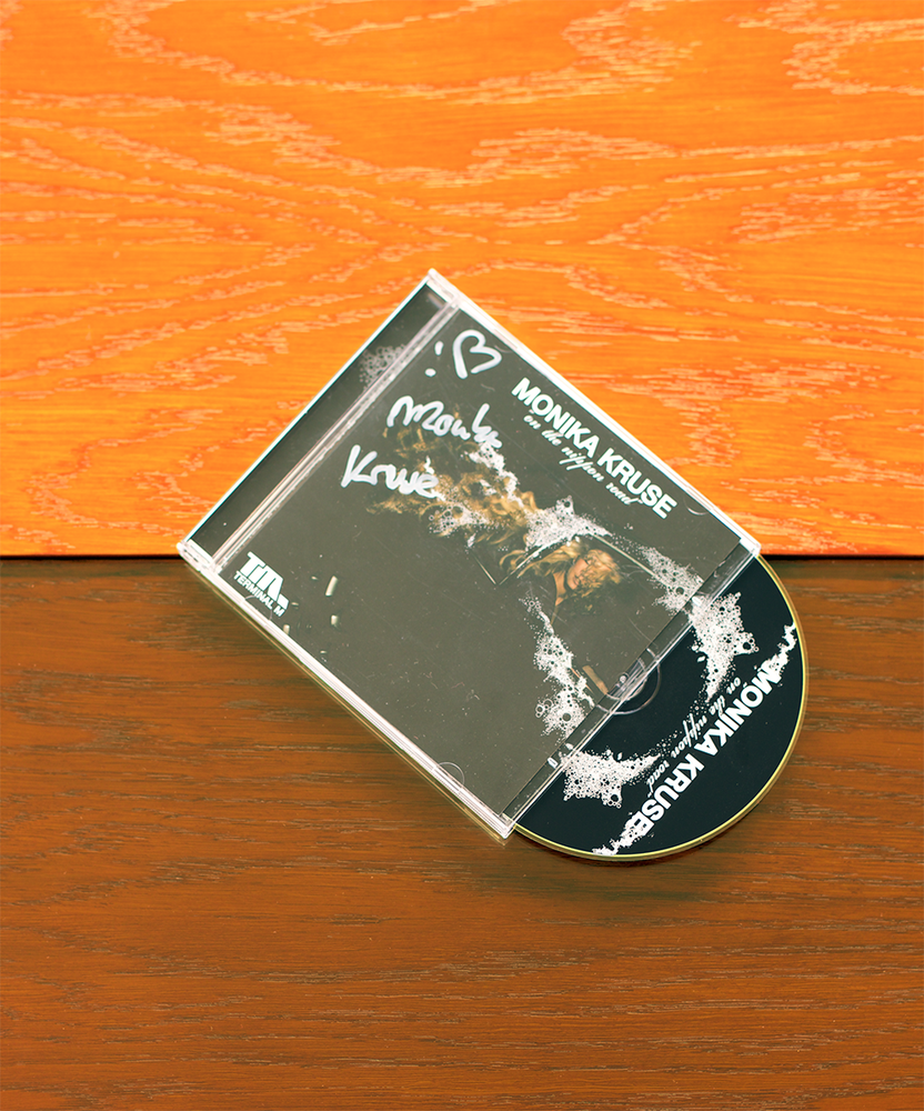 Image of On The Nippon Road (autographed Mix-CD)