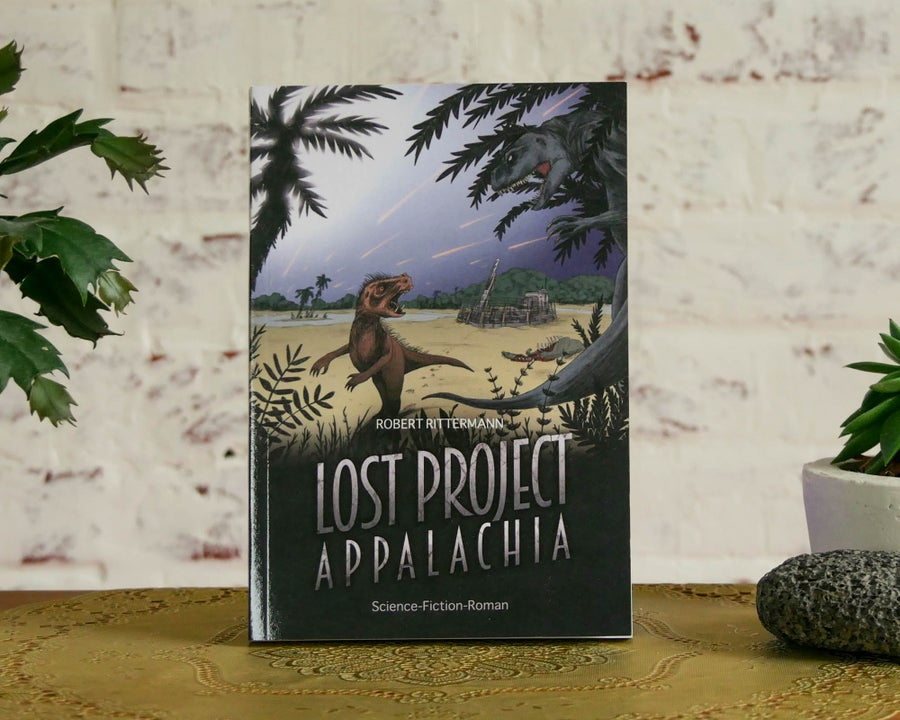 Image of Lost Project - Appalachia / Taschenbuch
