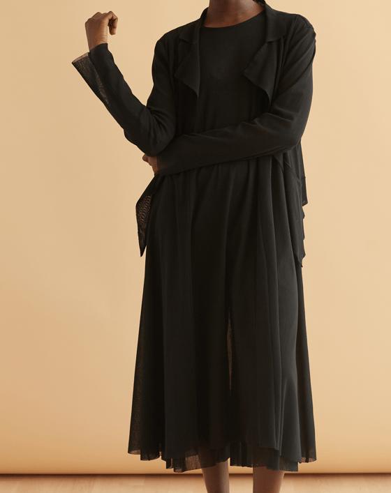 Image of Mesh drifter dress