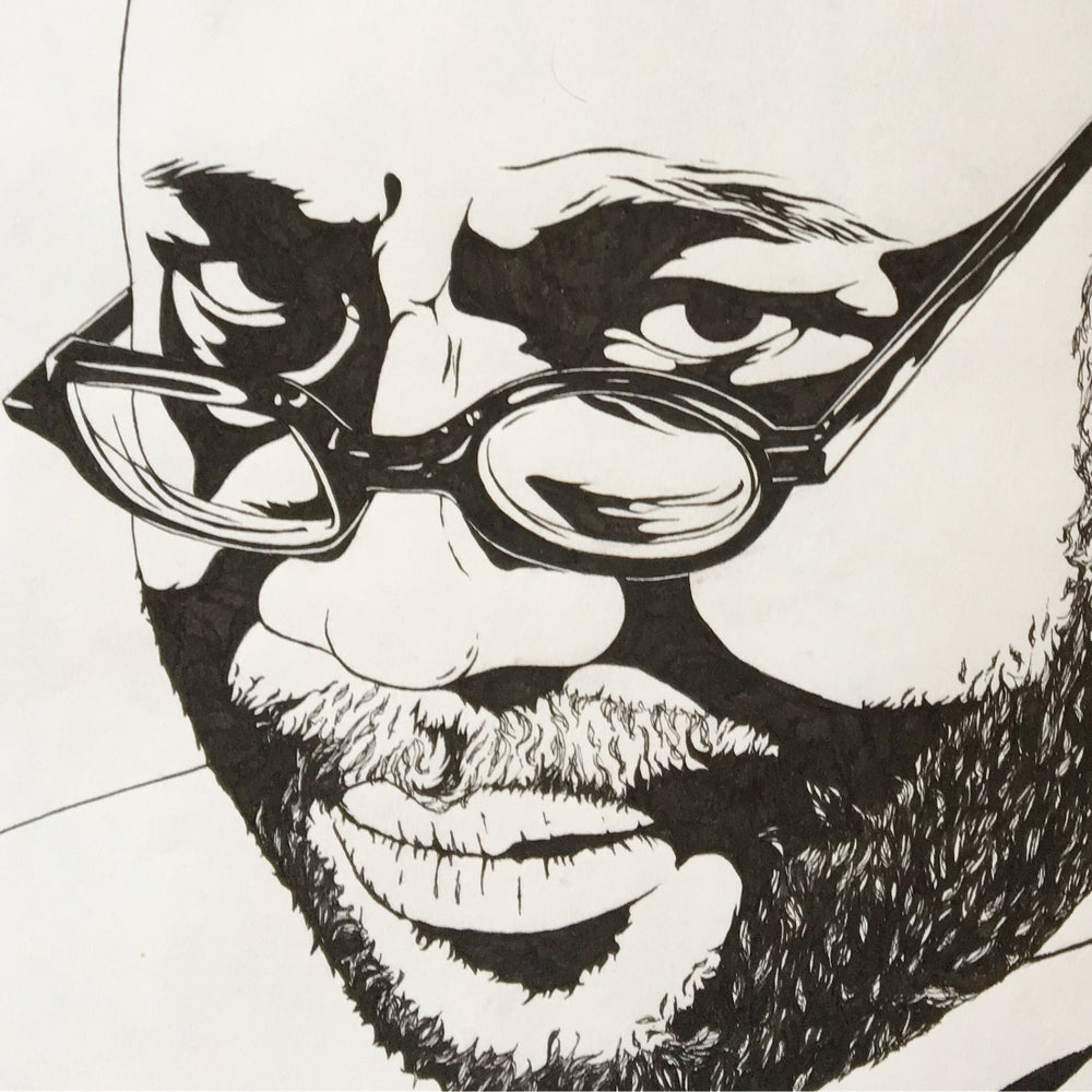 Image of Mad Professor Original Artwork