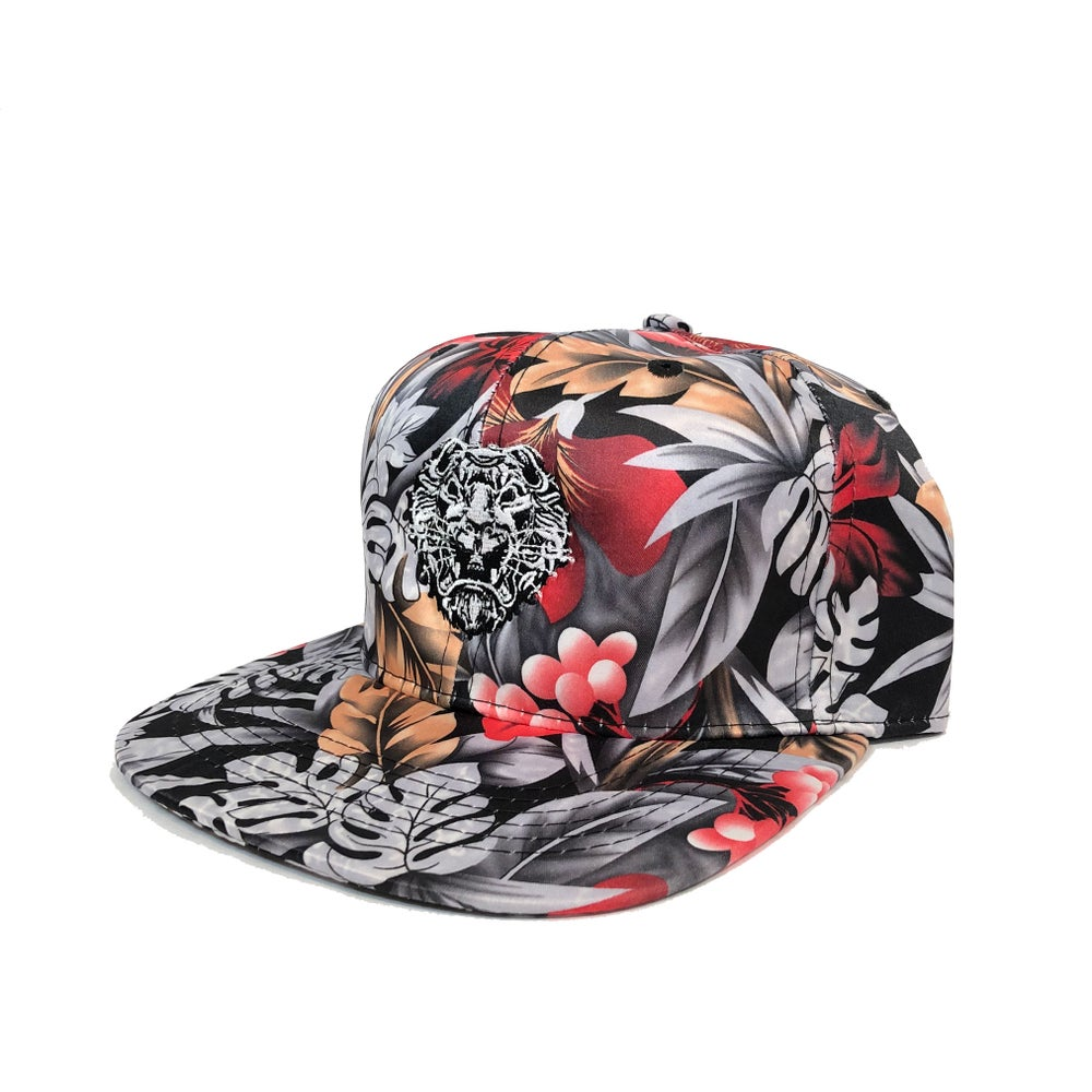 Image of Krugare Street Luxury®  Red Palm Cap