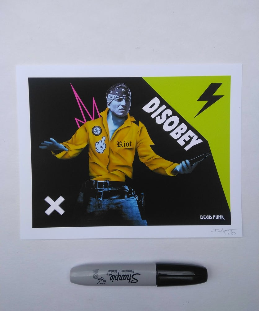 Image of Cholo Punk Limited edtion prints