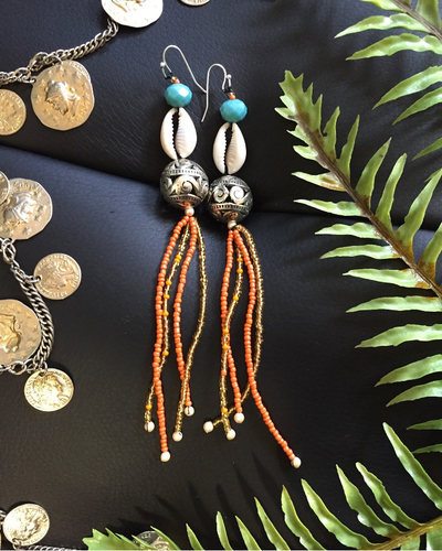 Image of ~*~Orange Dandy shells~*~