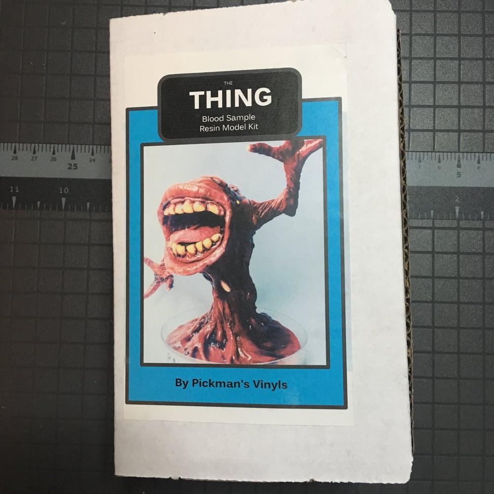 Image of The Thing Resin Model Garage Kit