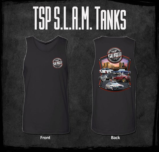 Image of TSP SLAM 2019 Tanks