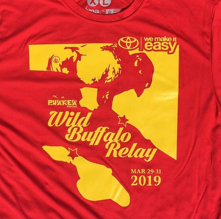 Image of Wild Buffalo Relay 2019 Jersey