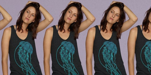 Image of JELLYFISH TANK TOP