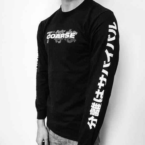 Image of COARSE JAPAN LONG SLEEVE