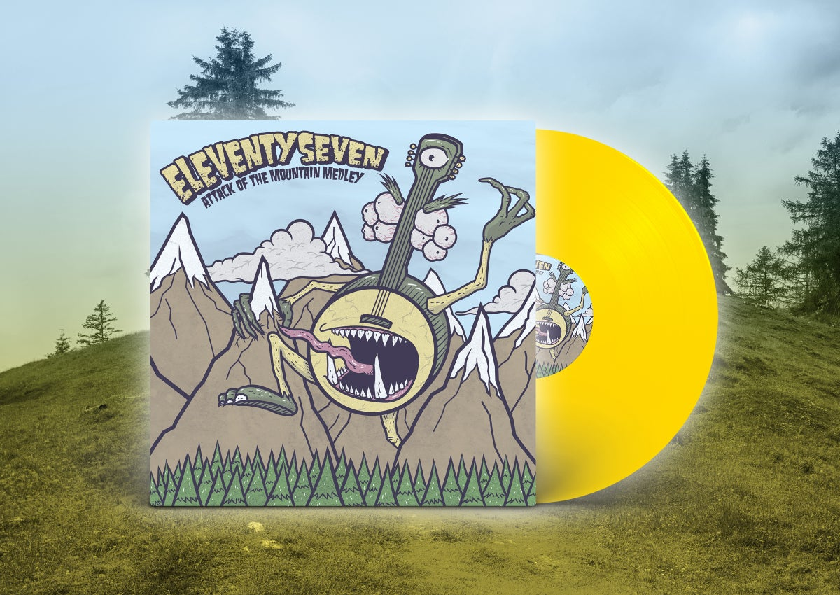Image of Attack Of The Mountain Medley (Special Yellow Edition)