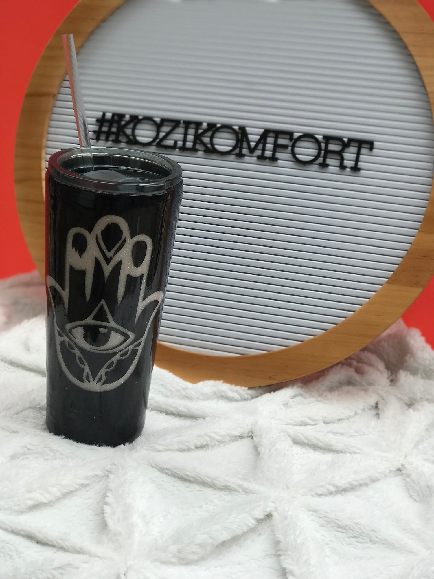 Protect Your Peace Tumbler