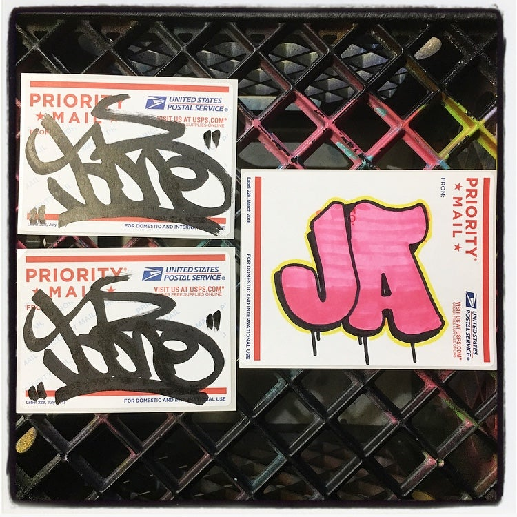 Image of JA XTC STICKER PACK