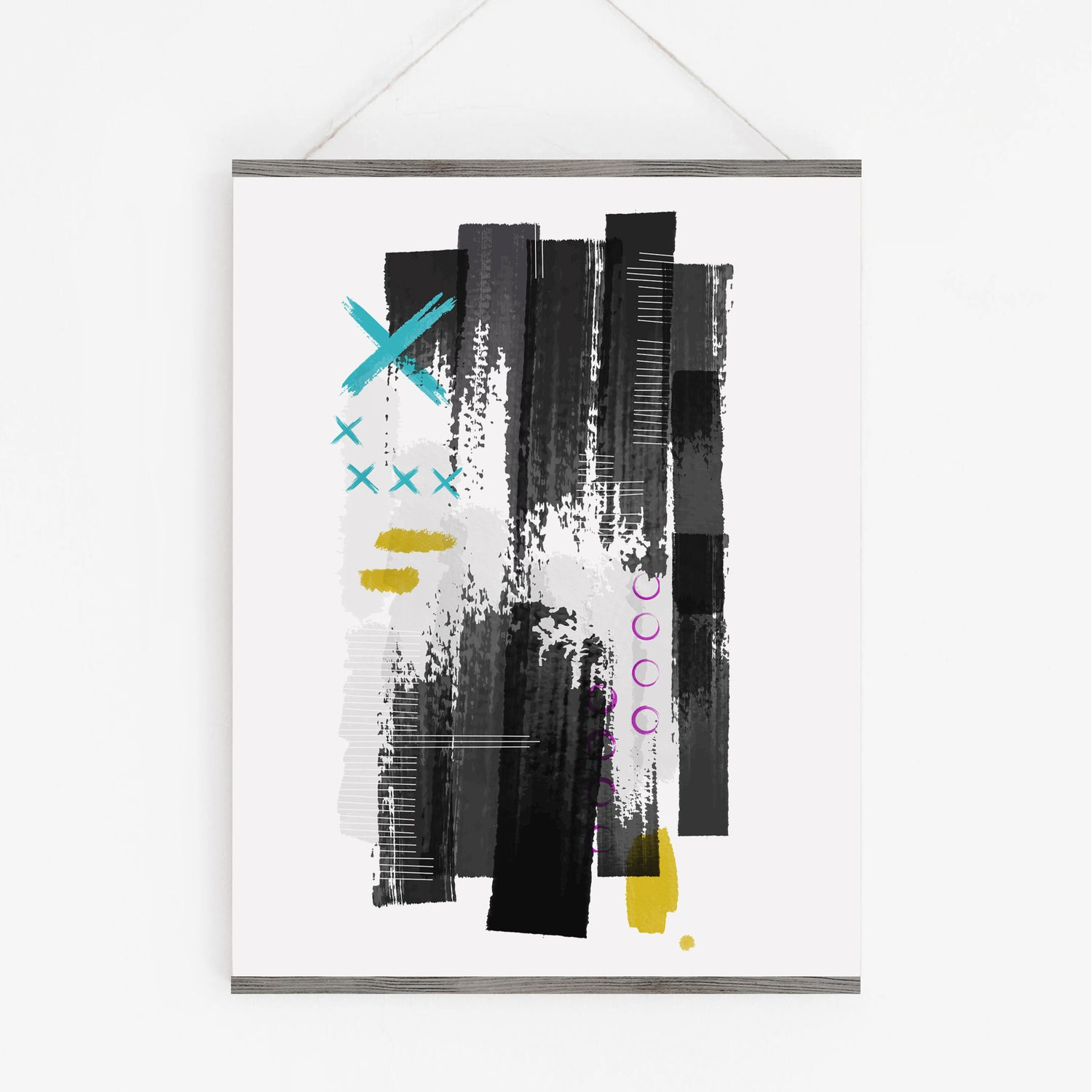 Image of XOXO Art Print