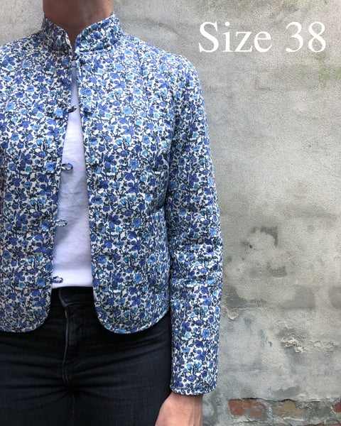 Image of Quilted jacket - PDF -  size 38
